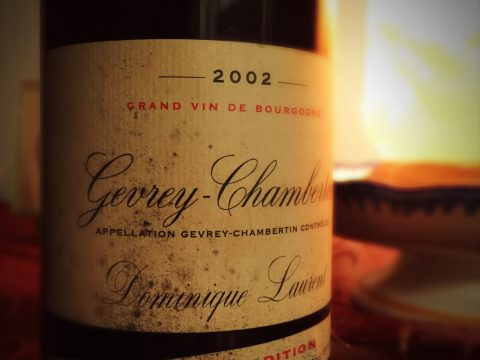 Dominique Laurent - Gevry Chambertin 2002